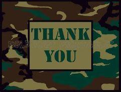 thank you camo